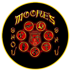Moore's Karate of Atwater Logo